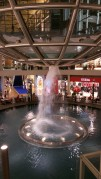The whirlpool inside Marina Bay Sands Shopping Mall